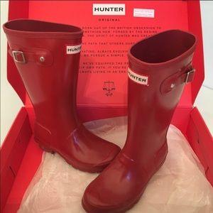 Original kids Hunter boots